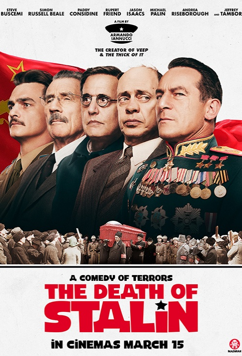 The Death Of Stalin At Academy Gold Cinema Movie Times Tickets