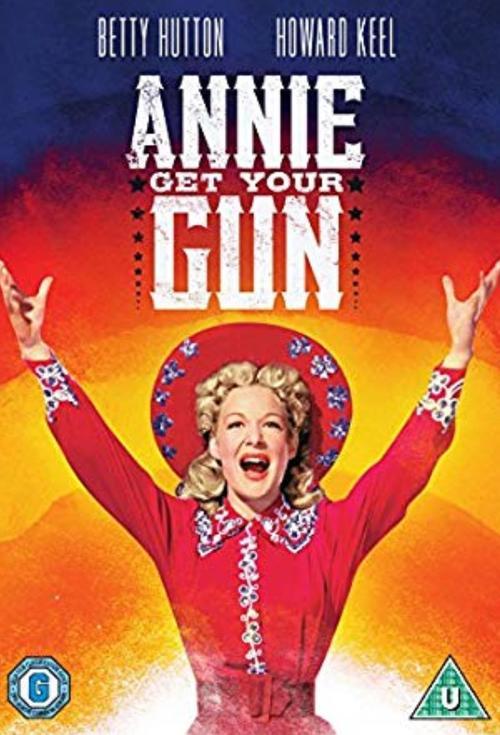 kiva halpa alennuksessa tilata netistä Monthly Musical: Annie Get Your Gun at Oban Phoenix Cinema ...