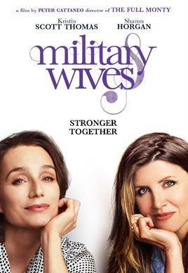Risultati immagini per military wives film foto