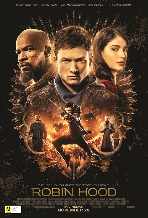 Robin Hood 2018 Download And Watch Full Movie In HD