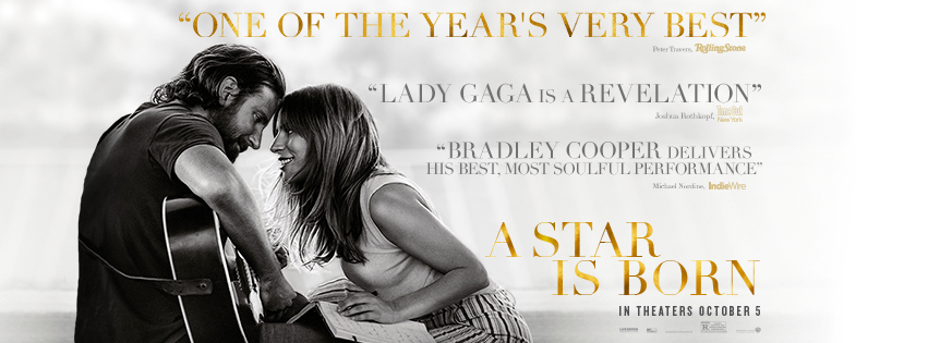 Image result for a star is born poster horizontal