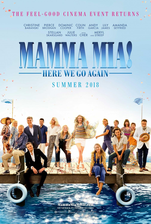 mamma mia here we go again at rialto tauranga movie